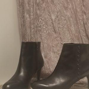 Coach short boots